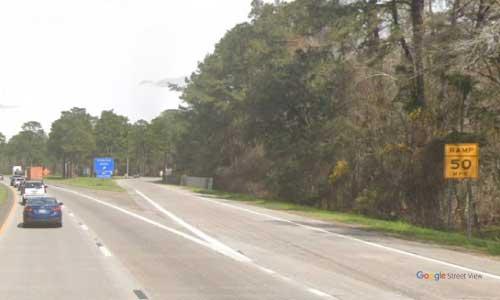 sc i95 south carolina jasper county wayside northbound exit mile marker 17